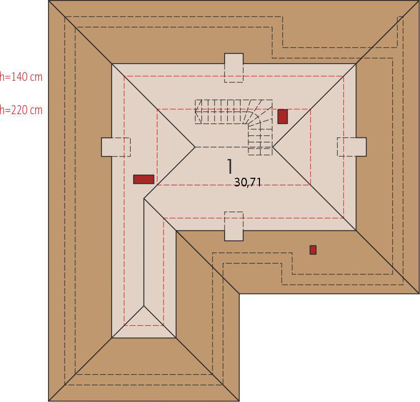 Планировка проекта 4-269