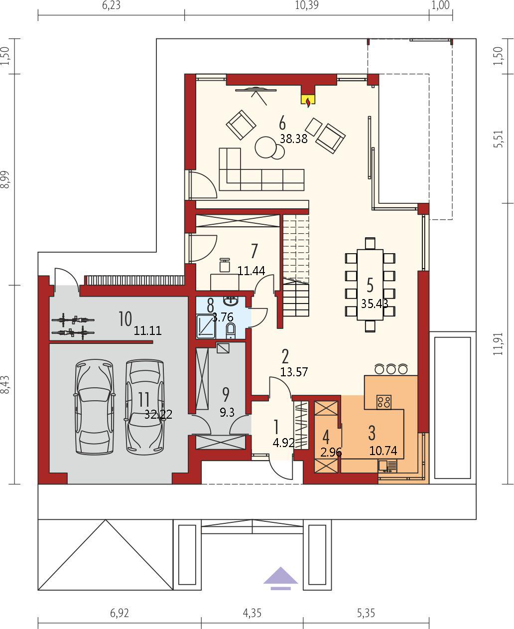 Планировка проекта 4-2698