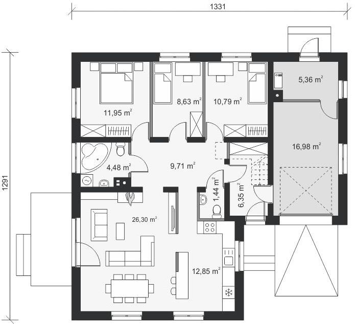 Планировка проекта 4-2705