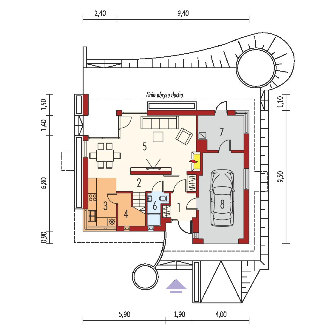 Планировка проекта 4-2754