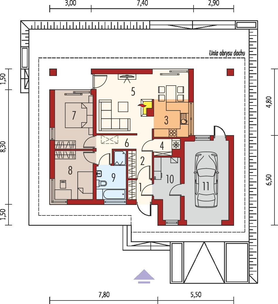 Планировка проекта 4-2761