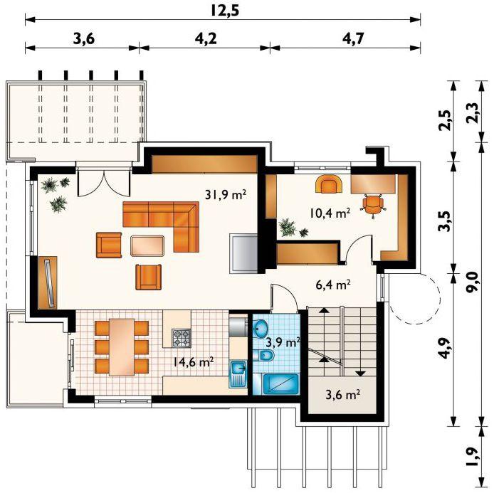 Планировка проекта 4-2772