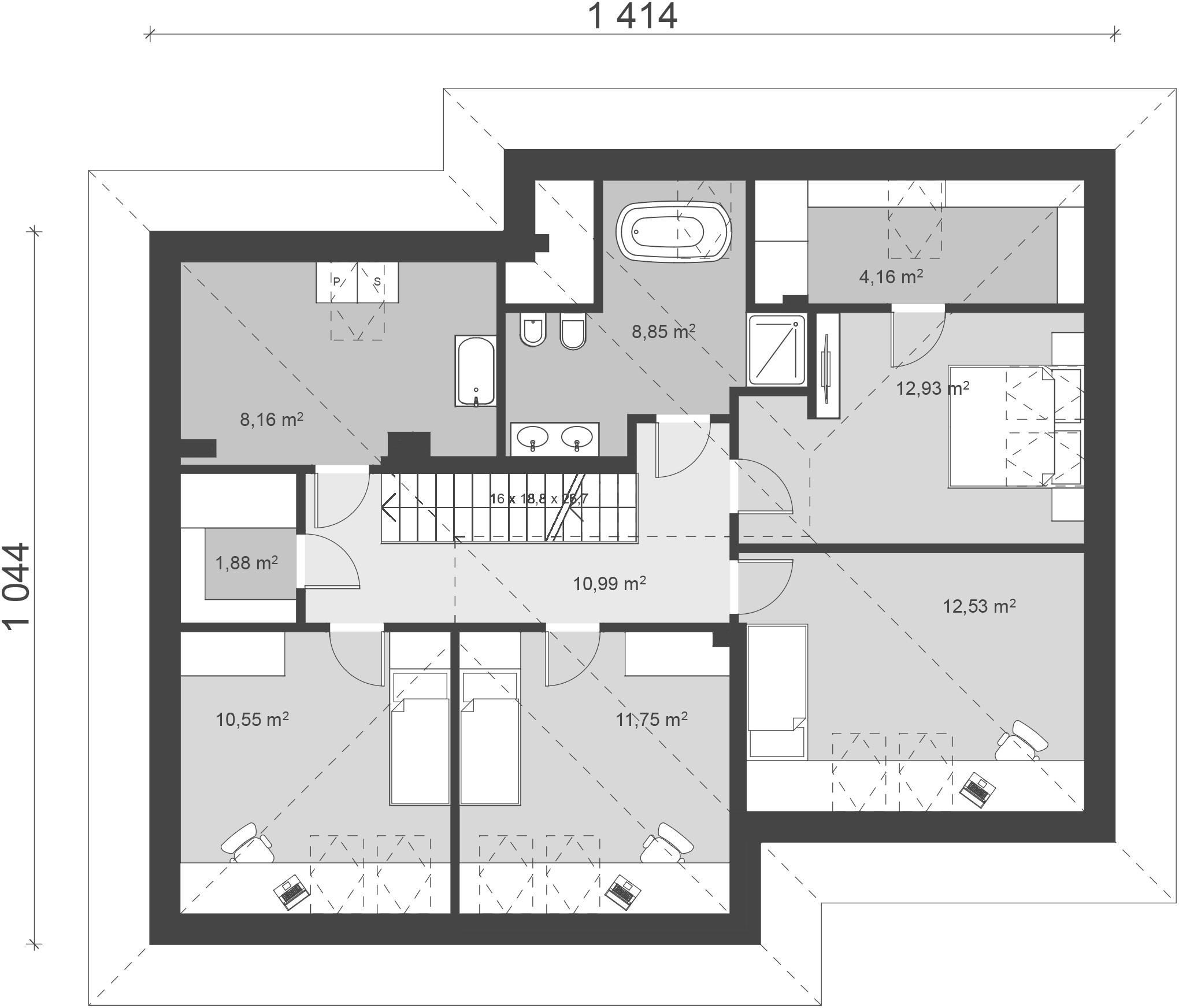 Планировка проекта 4-2804