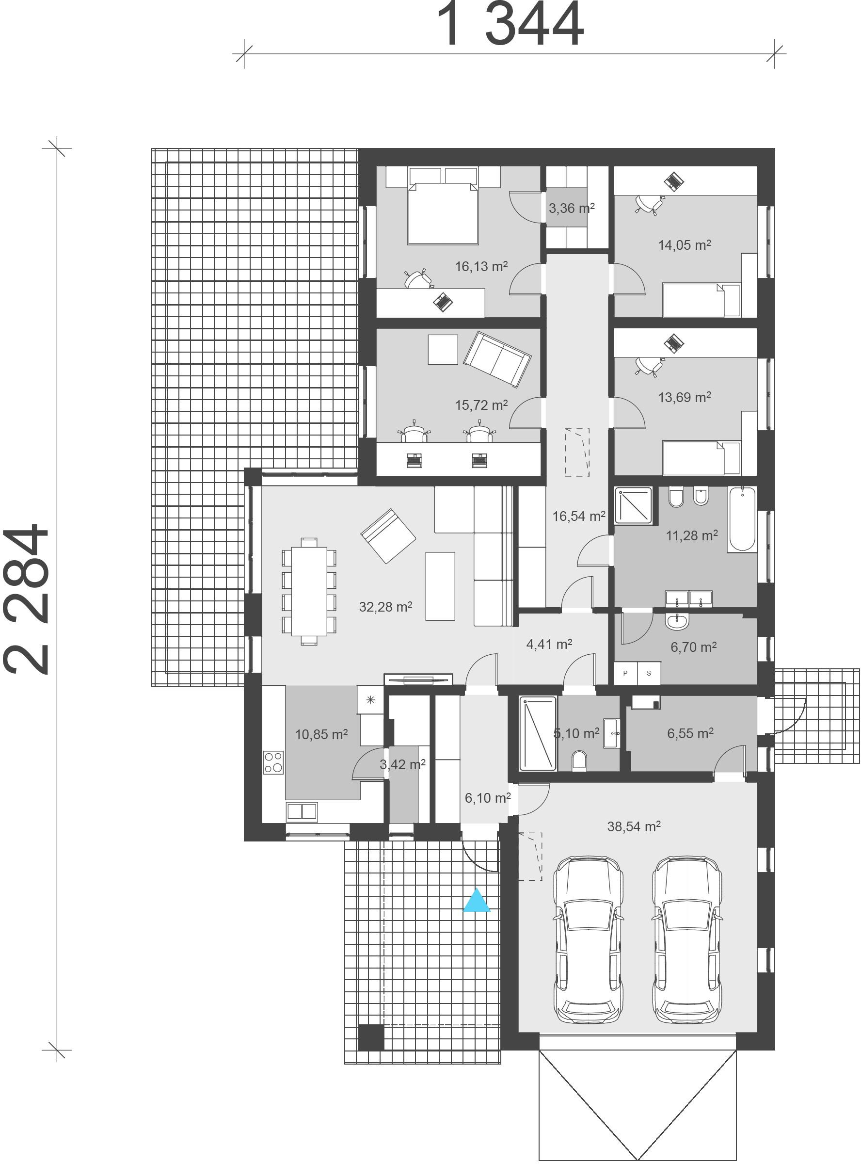 Планировка проекта 4-2809