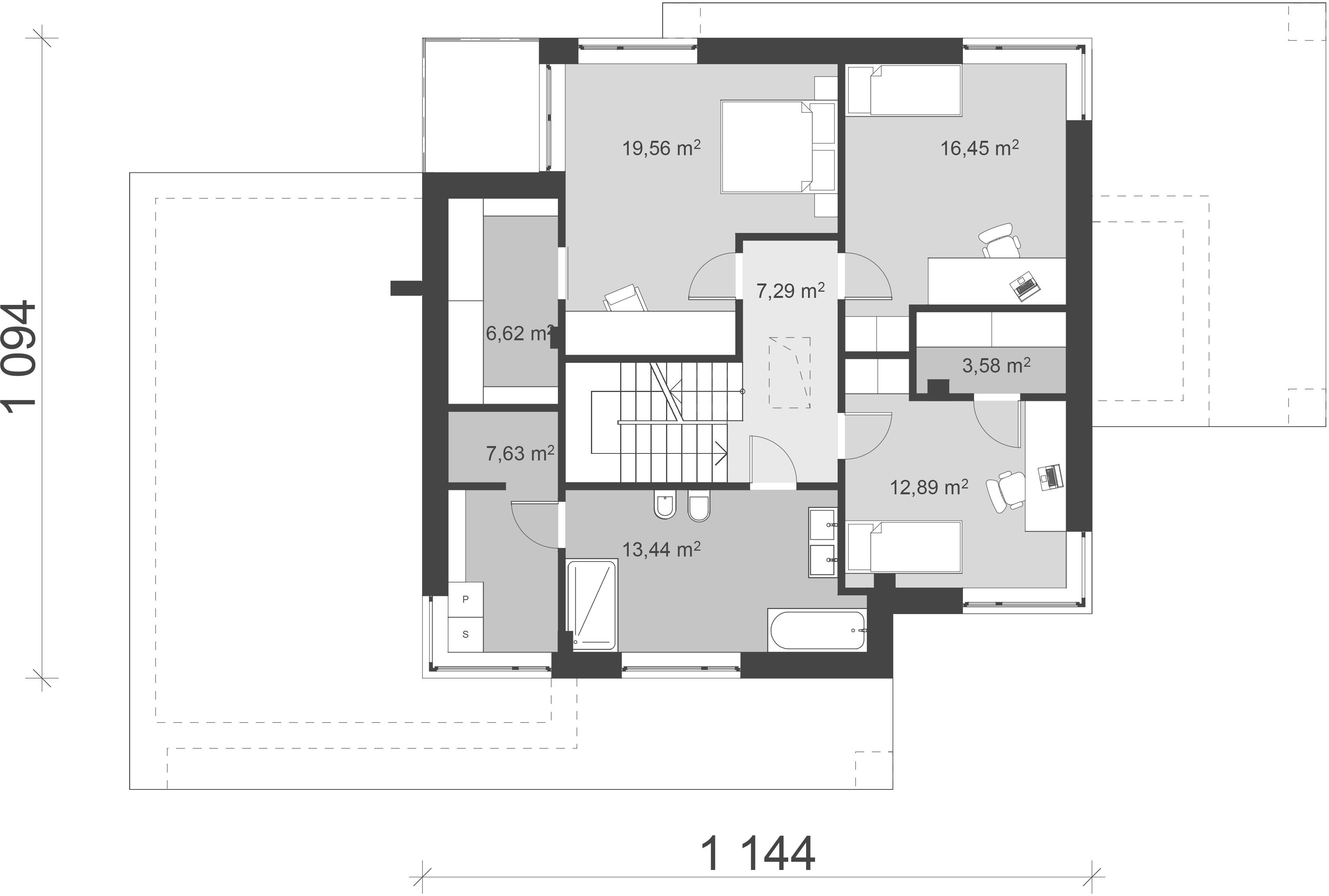 Планировка проекта 4-2812