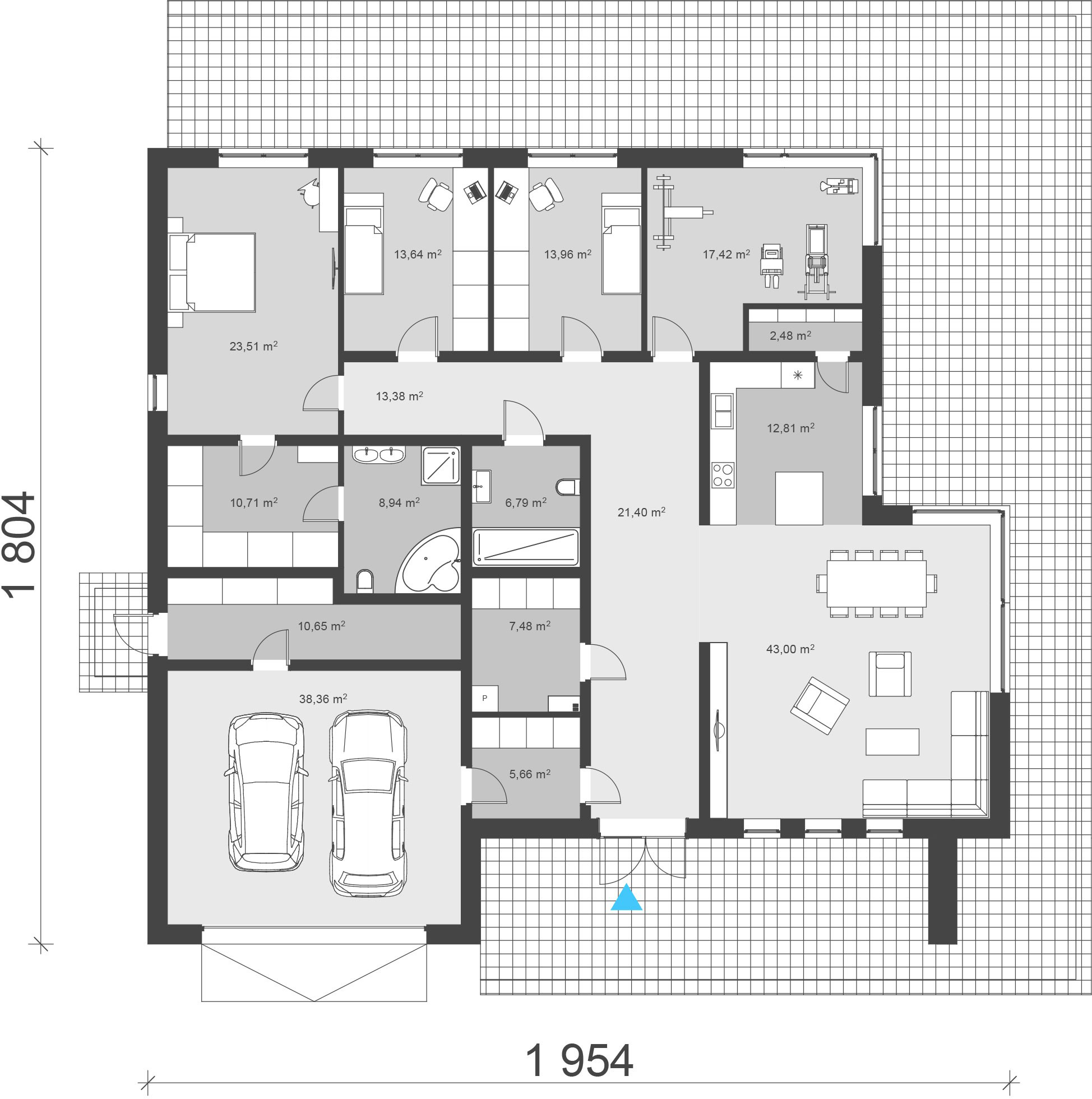 Планировка проекта 4-2830