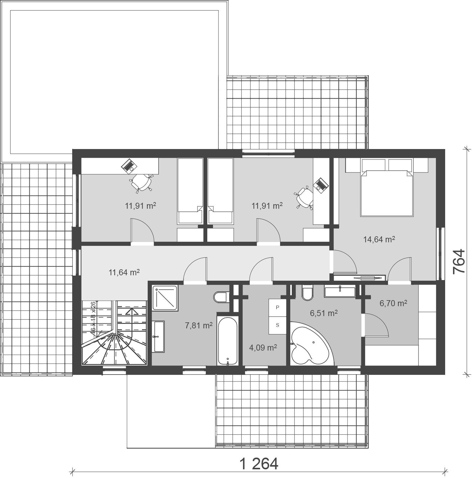 Планировка проекта 4-2860