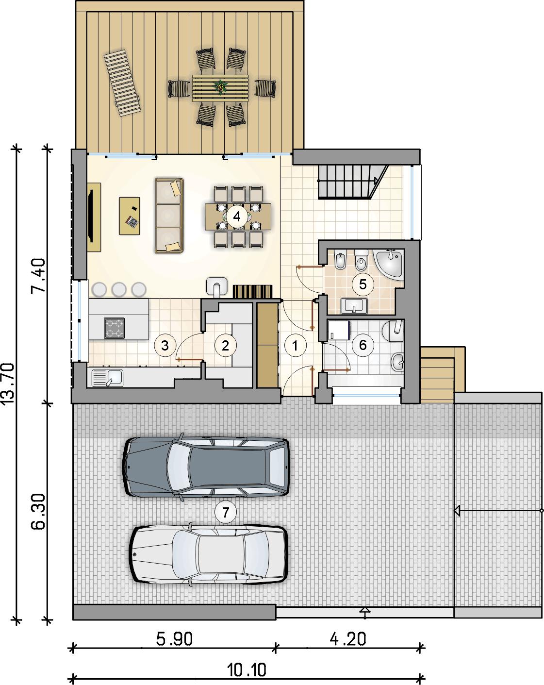 Планировка проекта 4-2890