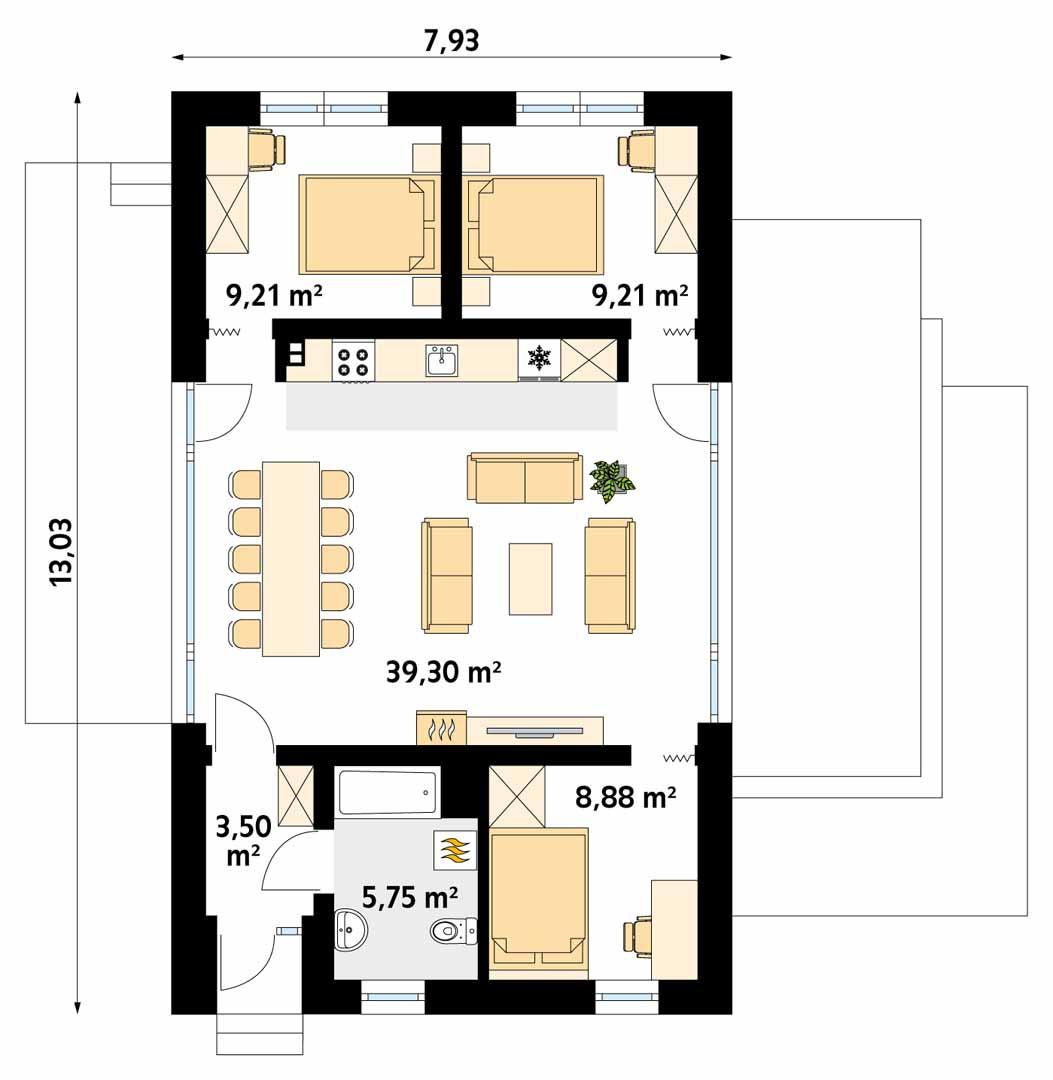 Планировка проекта 4-2918