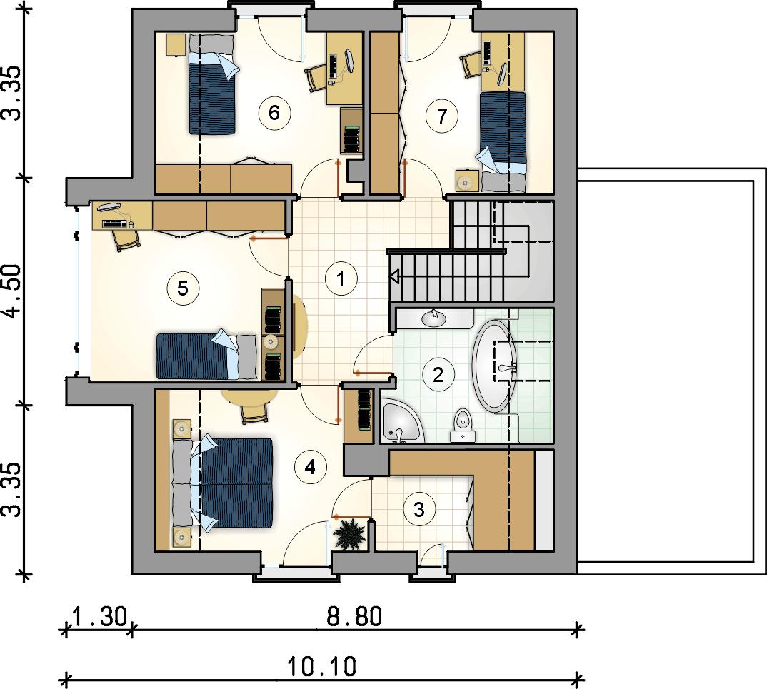 Планировка проекта 4-2931