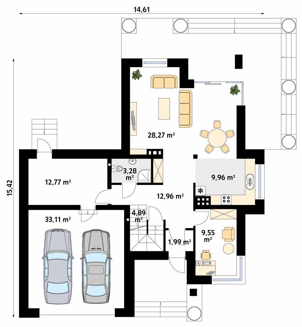 Планировка проекта 4-456