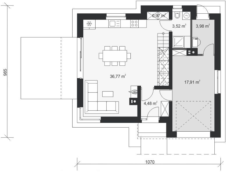Планировка проекта 4-821