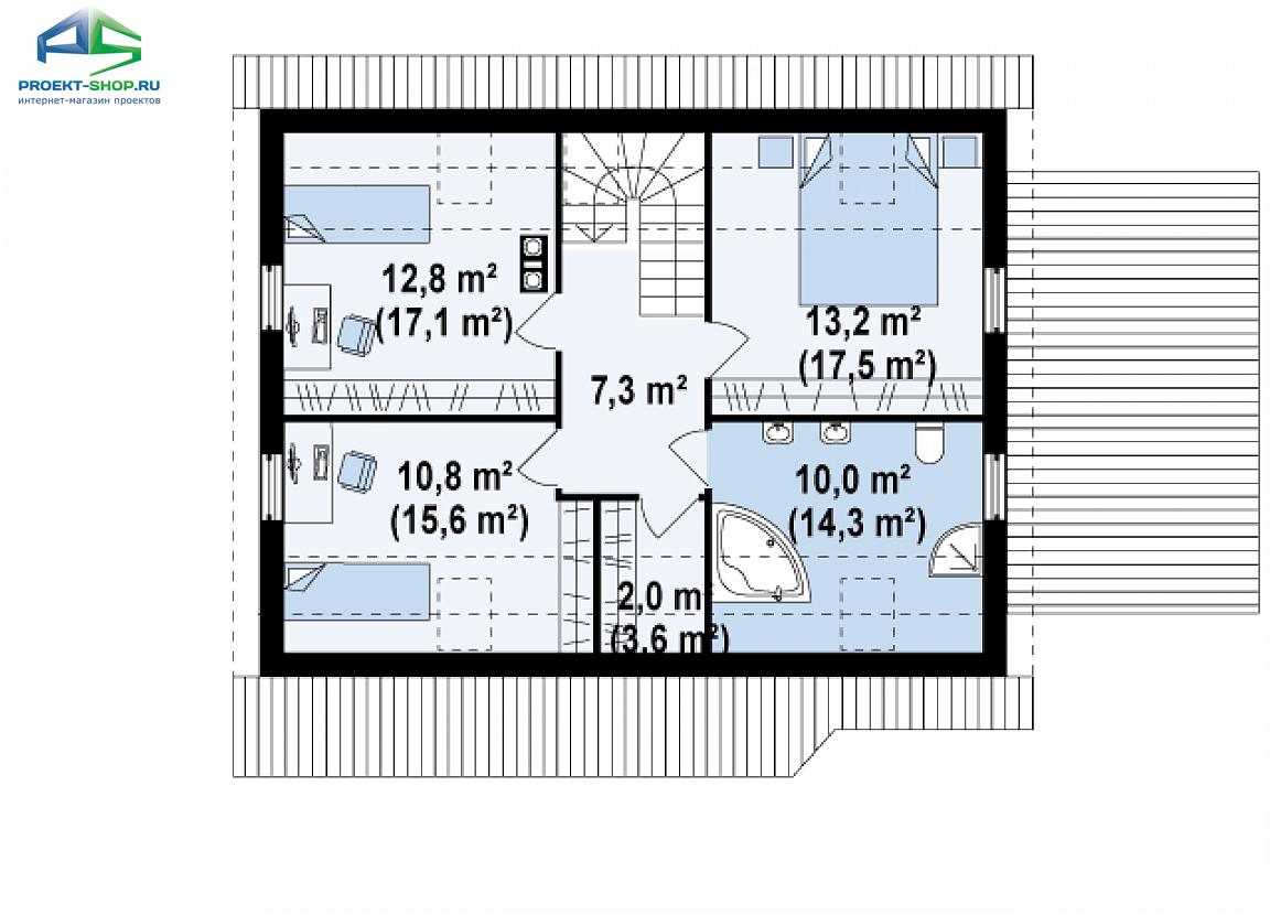 Планировка проекта z117