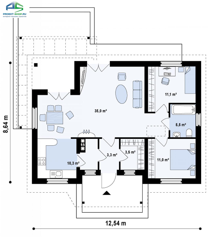 Планировка проекта z136