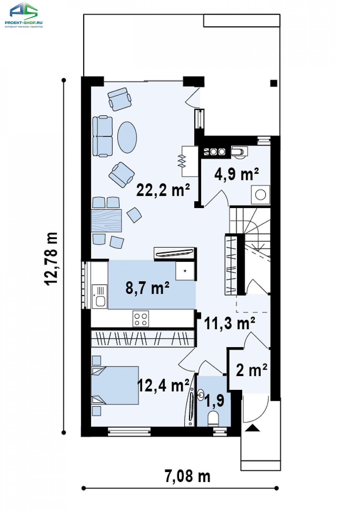 Планировка проекта z137