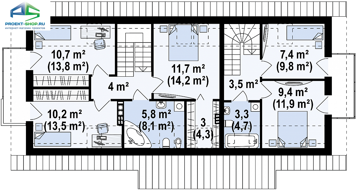 Планировка проекта z184