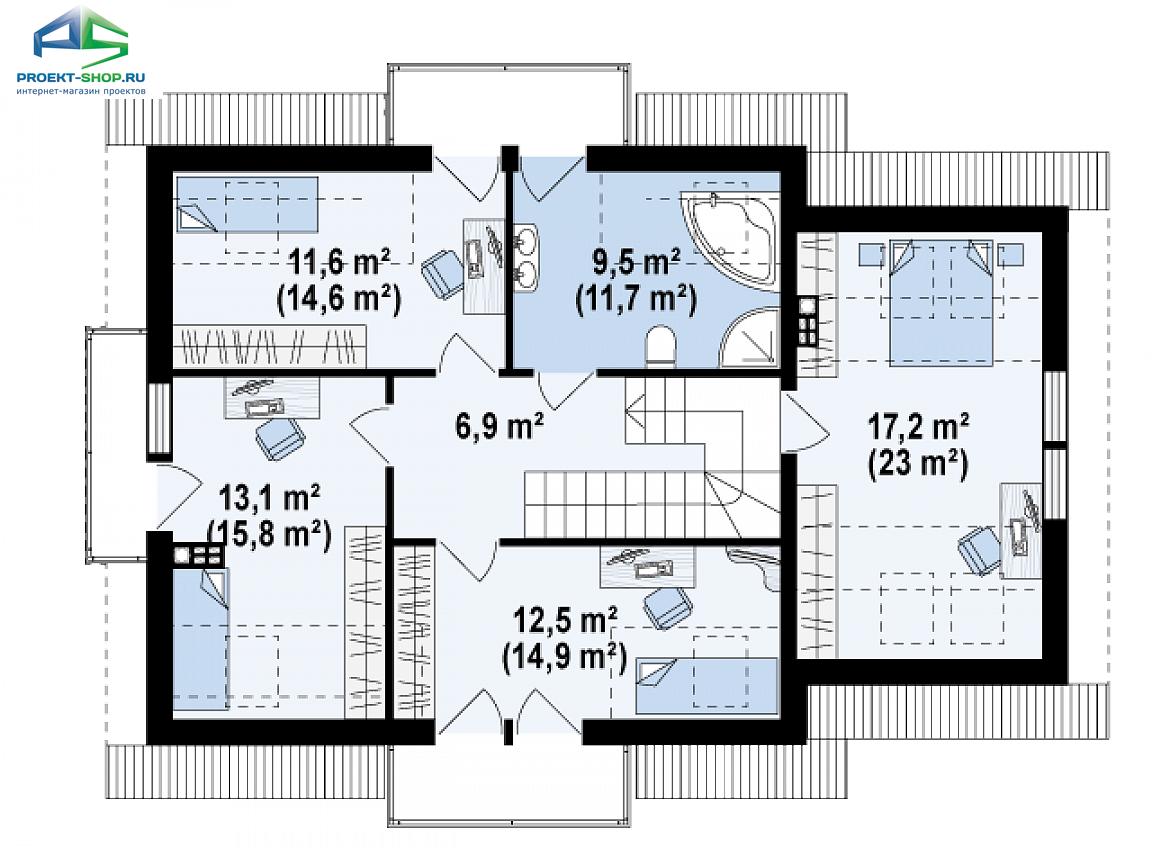 Планировка проекта z263