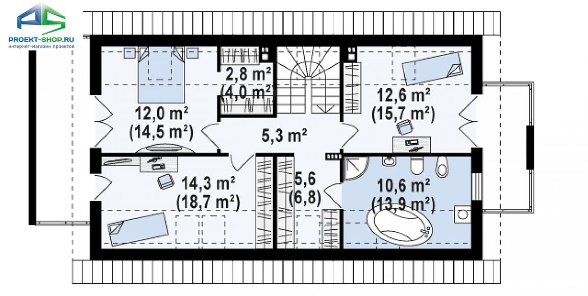 Планировка проекта z292
