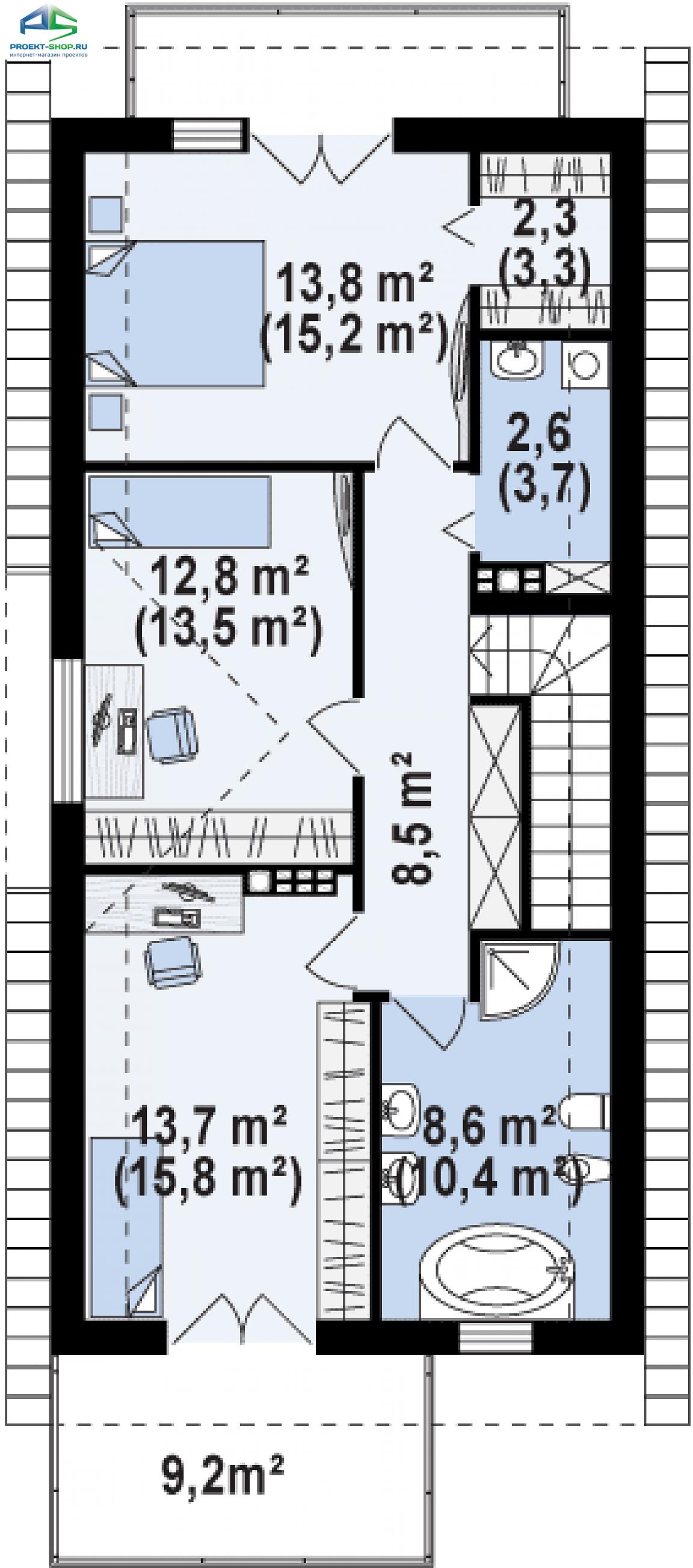 Планировка проекта z293