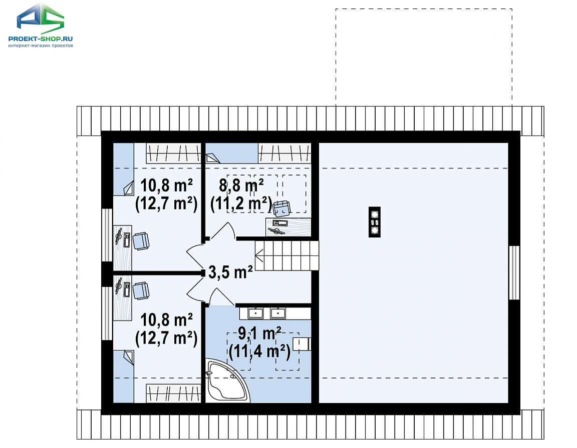 Планировка проекта z336