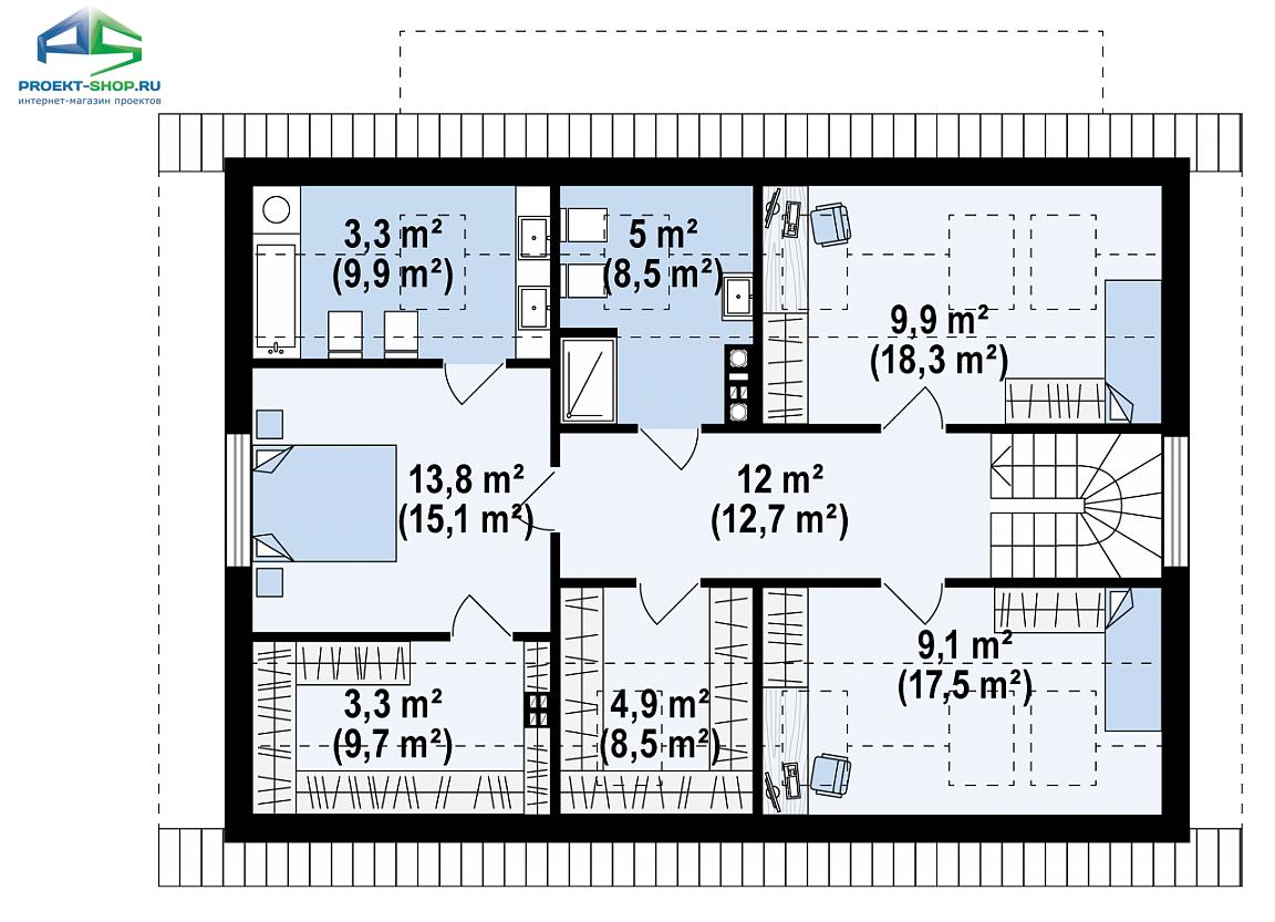 Планировка проекта z343