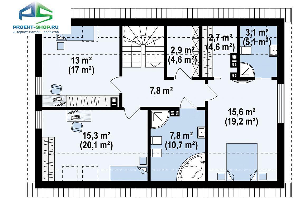 Планировка проекта z365