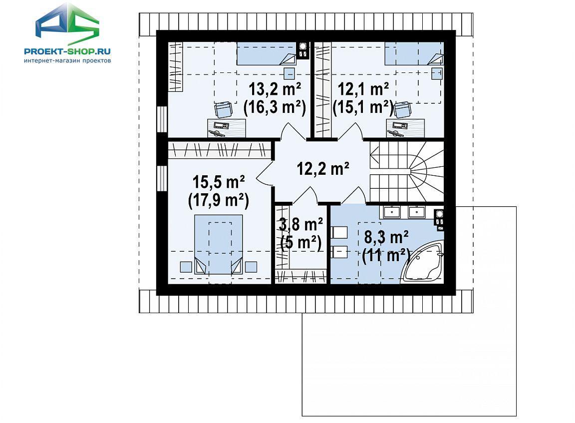 Планировка проекта z371