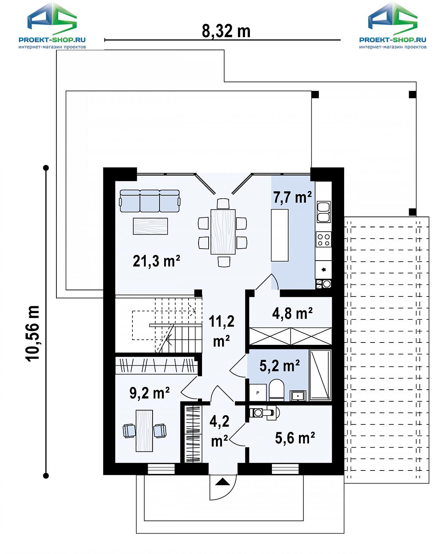 Планировка проекта z440
