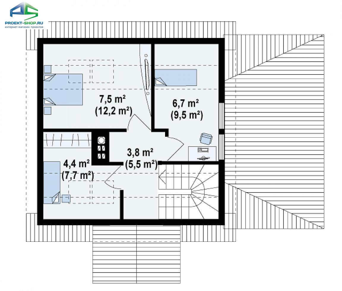 Планировка проекта z57