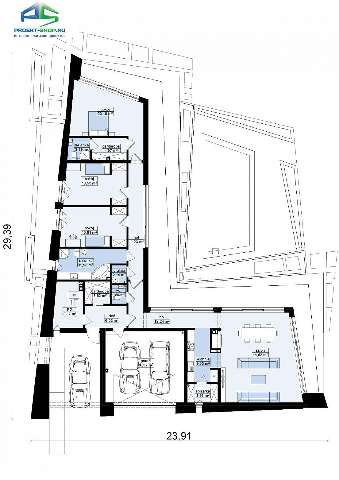 Планировка проекта zx142