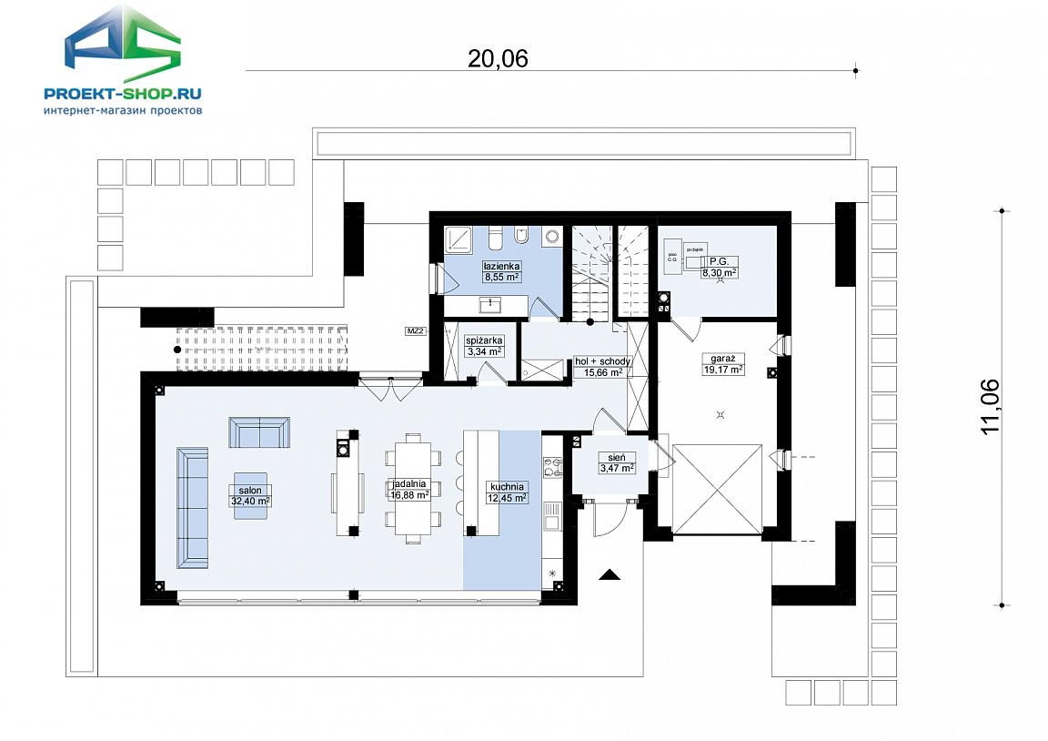 Планировка проекта zx146