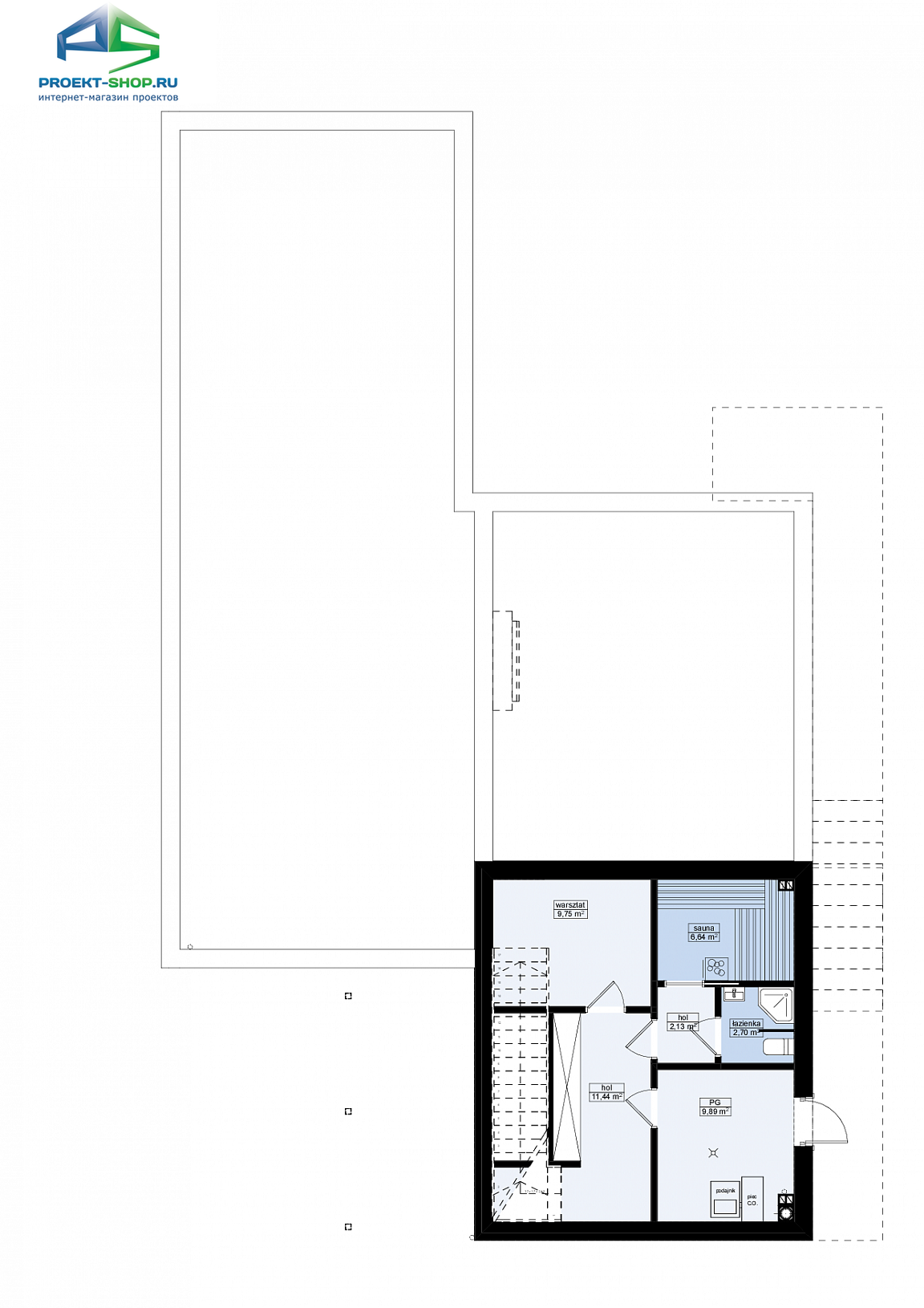 Планировка проекта zx188